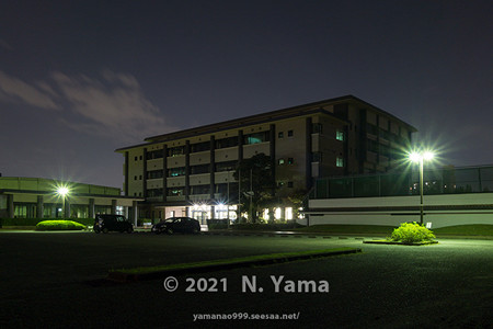2021年9月16日、金沢市小坂町