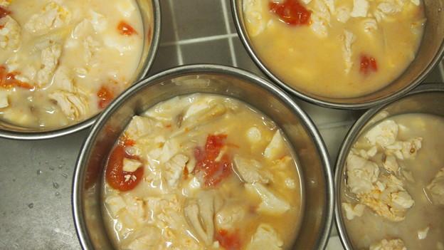 ワンちゃんの夏は水分補給スープ