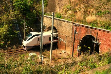 231 折笠トンネル